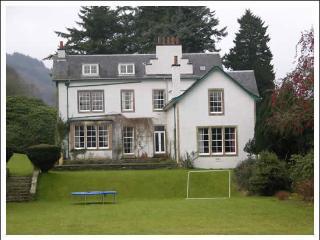 Ormidale House - sleeps 30, pool, hot tub, sauna - Glendaruel vacation rentals