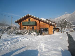 Chalet Les Bois - Ski Chalet - Morillon vacation rentals