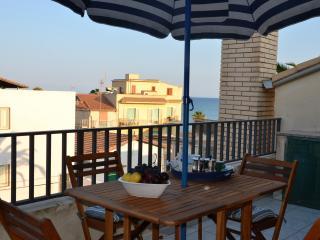 FANTASTIC SEA VIEW ATTIC, 100m from Sampieri Beach - Sampieri vacation rentals