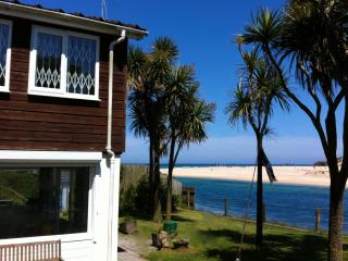Ferry House Absolute Beach Front Pool Hot Tub Wifi - Lelant vacation rentals
