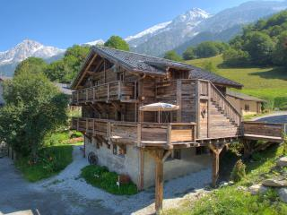 Eco Lodge Jardin - Les Houches vacation rentals