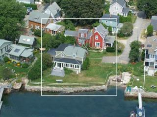Wonson Cove House: 4BR waterfront rental on Rocky Neck! 0.2 miles to beach! - North Shore Massachusetts - Cape Ann vacation rentals