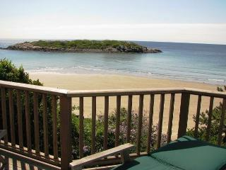 Rosemarc House: 180-degree ocean views & a private beach - Gloucester vacation rentals