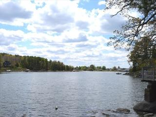 Water's Edge: Direct waterfront on picturesque Goose Cove with dock - Gloucester vacation rentals