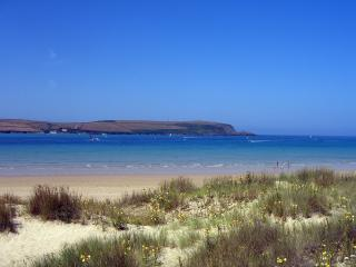 Spacious 4 bedroom Polzeath House with Internet Access - Polzeath vacation rentals