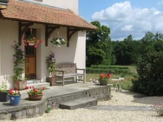 La Cour de Pierres pretty cottage with great views - Saumur vacation rentals