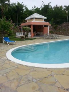 townhouse in gated project with beautiful poolarea - Sosua vacation rentals