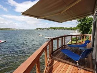 River Breezes: Direct riverfront with incredible sunsets - Gloucester vacation rentals