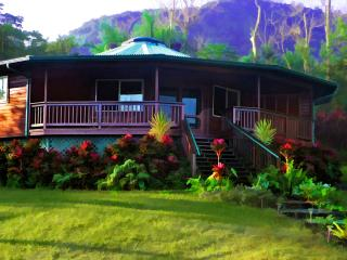 Perfect House with Deck and Internet Access - Hana vacation rentals