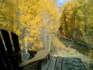Hulen Meadows, Artistic Seclusion On The Bigwood - Sun Valley vacation rentals