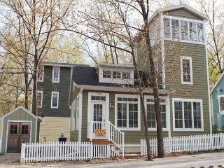 Ideal Family Choice 2/2 + Loft Next to Park & Includes Golf Cart - Michigan City vacation rentals