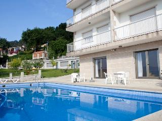 Apartament with view to the ocean near Sanxenxo - Raxo vacation rentals