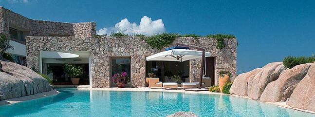 swimming pool - villa rua - Porto Cervo - rentals