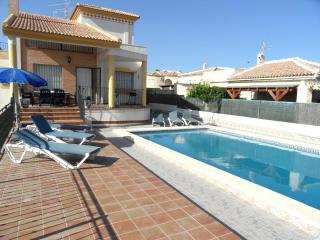 3 Bedroom Villa in Los Rosales La Marina - Alicante Province vacation rentals