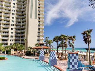 Shores of Panama 1405- Beach Front Studio for 4-Great Amenities - Book Today - Panama City Beach vacation rentals