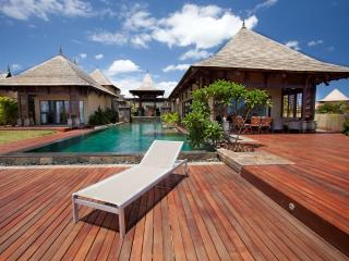 Luxury 5 bedroom Villa Calypso, Belle Riviere - Bel Ombre vacation rentals