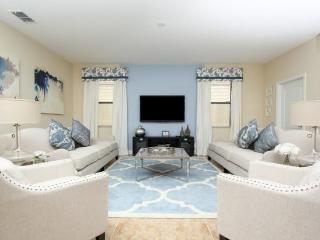 6 bedroom, 6 bathroom pool home located in Champions Gate. 1504MVD - Maitland vacation rentals