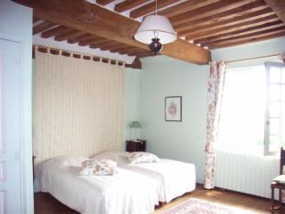 Chambre twin CONCERTO - Salle de bains et WC. - Vieux-Pont-en-Auge vacation rentals