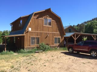Cherry Creek Mountain Ranch - Western Ranch House - Hesperus vacation rentals
