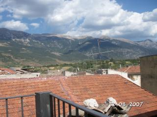 1 bedroom Townhouse with Central Heating in Pratola Peligna - Pratola Peligna vacation rentals
