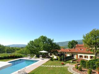 VILLA CASENTINO - Vila with Private Pool - Tuscany - Poppi vacation rentals