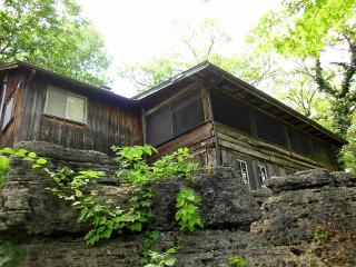 Beautiful Cabin with Deck and Internet Access - Shell Knob vacation rentals