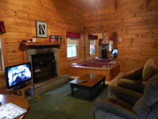 Affordable Gatlinburg One Bedroom Log Cabin Rental - Gatlinburg vacation rentals