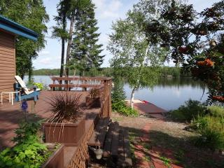 Lakefront cottage - Royal Lake - Manitoba vacation rentals