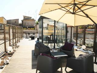 Trastevere Ripa Roof Terrace Apartment - Rome vacation rentals