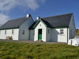 Lovely Cottage with Television and Microwave - Moville vacation rentals