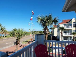 The Tropical Treat is a cozy little condo with a great view of Lake Padre! - Corpus Christi vacation rentals