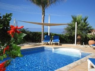 Holiday villa with Private Pool/ Sea Views/garden - Peyia vacation rentals