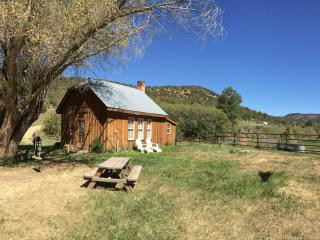 Cherry Creek Mountain Ranch, School House - Durango vacation rentals