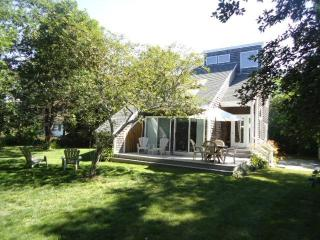 Vineyard House - South Beach Down The Street - Edgartown vacation rentals