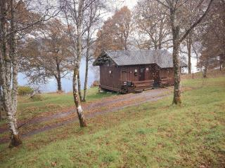 Comfortable Cabin with Deck and Satellite Or Cable TV - Loch Awe vacation rentals