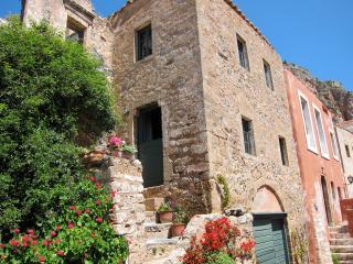 4 bedroom House with DVD Player in Monemvasia - Monemvasia vacation rentals