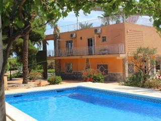 Glorious Simmons Raffo Villa with private pool - Santa Pola vacation rentals