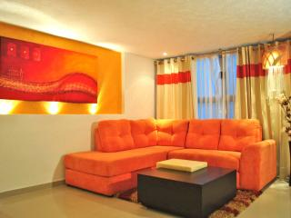 Business Suite ORANGE near Reforma Avenue - Mexico City vacation rentals