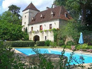 4 bedroom Villa in Saint Sozy, Dordogne, France : ref 2017950 - Saint-Sozy vacation rentals