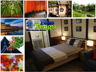 Blue Tengu Sanjusangendo Townhouse - Kyoto vacation rentals