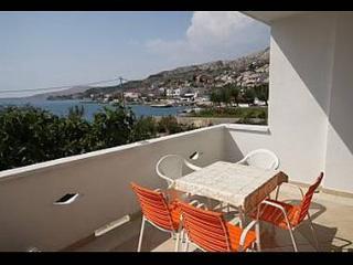 5854 A1(4+1) - Metajna - Island Pag vacation rentals