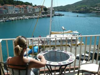 Studio with a view! - Port-Vendres vacation rentals