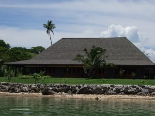 Nai Kawakawa Villa 5 Star Beach Front  Luxury Home - Malolo Lailai Island vacation rentals