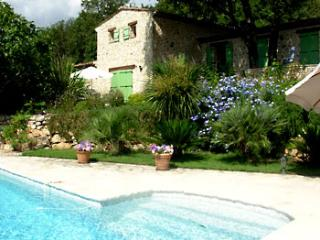 3 bedroom Villa in Tourrettes Sur Loup, Cote D Azur, France : ref 2000026 - Tourette-sur-Loup vacation rentals