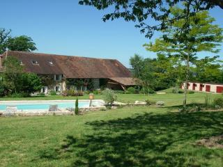 Stunning Manor Farm sleeps 16+ - Saint-Priest-Ligoure 		 vacation rentals