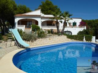 Casa Fela - walk to beach - Moraira vacation rentals
