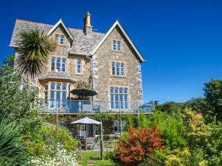 Mewstone View garden apartment overlooking the sea - Cawsand vacation rentals
