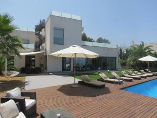 Bright Villa in Ibiza with Deck, sleeps 10 - Ibiza vacation rentals