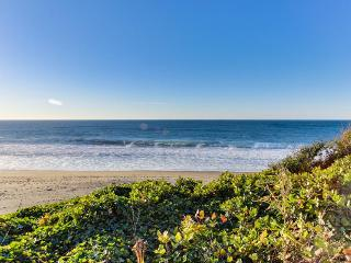 Impressive oceanfront home, boasts great views and is dog-friendly! - Gleneden Beach vacation rentals