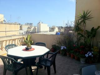 Nice Duplex Penthouse with terrace - Il Gzira vacation rentals